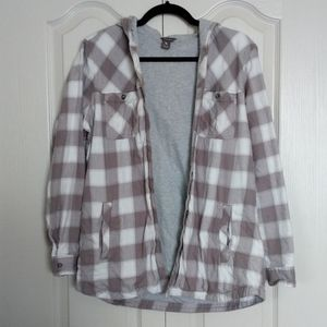 Eddie Bauer Plaid Button Up
